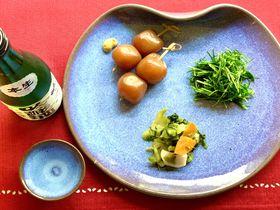 山形おつまみ晩酌で妄想旅行!伝統野菜おかひじきはこう食べる