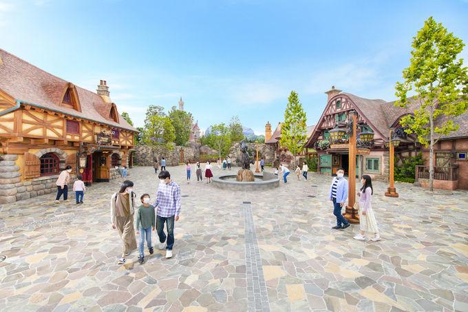 東京ディズニーランドに史上最大規模の開発エリアがオープン