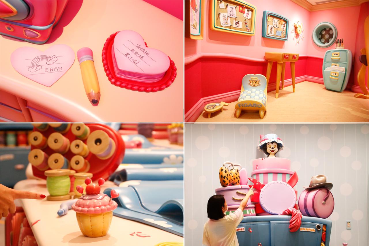 ミニーマウスに会える!「ミニーのスタイルスタジオ」