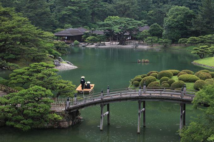 東京から香川へフライト!フォトジェニックな栗林公園や父母ヶ浜を満喫!(香川〜徳島モデルコース1日目)
