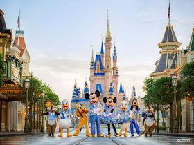 フロリダ「ウォルト・ディズニー・ワールド・リゾート」50周年イベント開催!