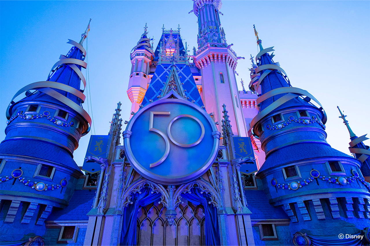 50周年記念!「世界で一番マジカルなセレブレーション」