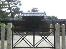 京都〜法住寺の後白河法皇陵と抹茶スイーツ