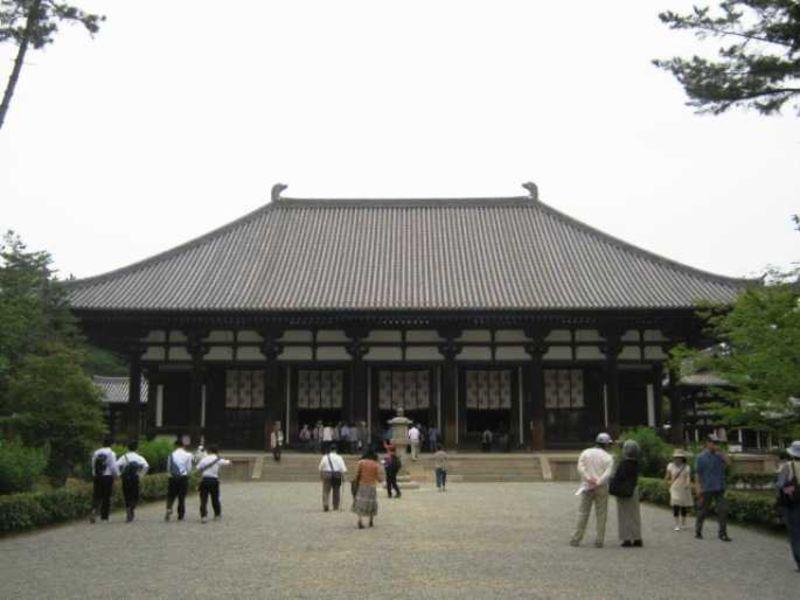 奈良・西ノ京〜唐招提寺で鑑真和上に会う