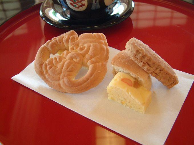 首里城は天空の博物館!王子の控所で頂く王朝菓子と神秘の城巡り
