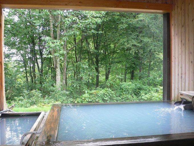 燕温泉は「三大美人泉質」!温冷交互浴でデトックスし、疲労回復!