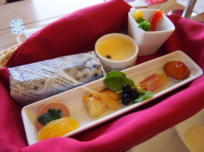 日本初のレストラン・トレイン「おれんじ食堂」