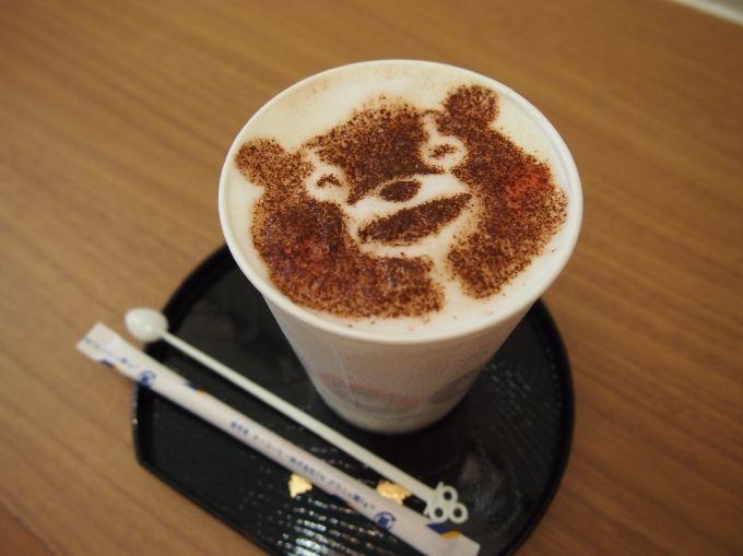 熊本ならではのご当地カフェ&スイーツメニューも充実!