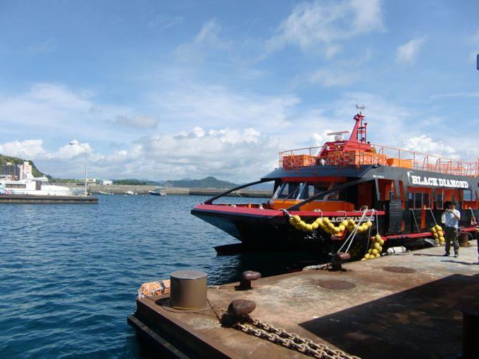 現在、軍艦島ツアーは5社が運航。ツアーを選ぶポイントはどこにある?