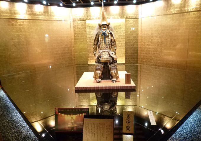 生産量日本一!金沢で「金箔」を学んで体験して食べる