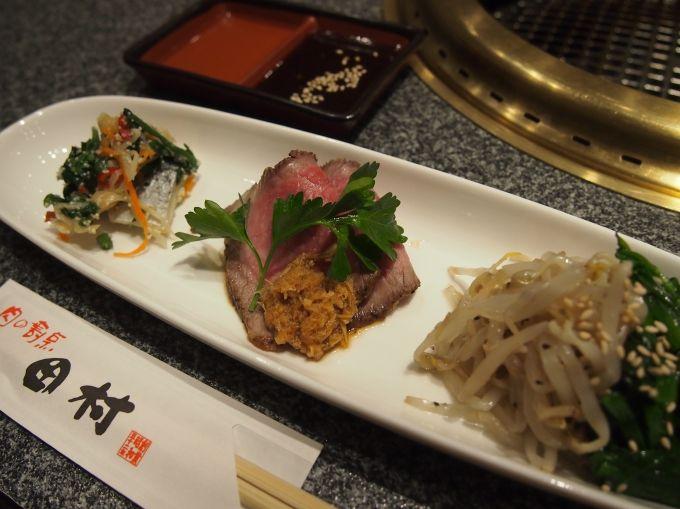 前菜から肉!?とにかく料理一品一品の質が高い!