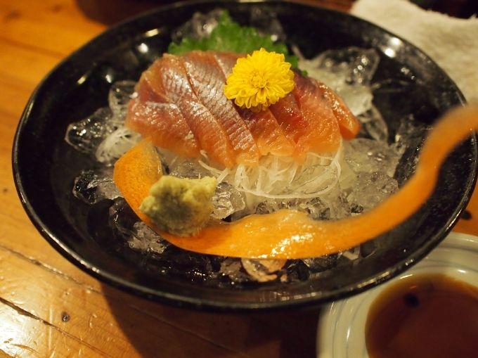 海を知らないベニザケ!幻の美魚、十和田湖のヒメマスの刺身!
