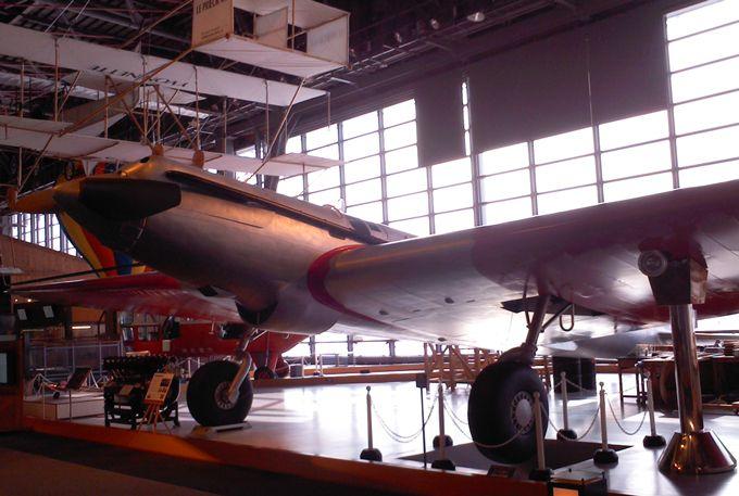 日本の航空機の歴史を知る展示!詳しい解説やサポートで充実体験