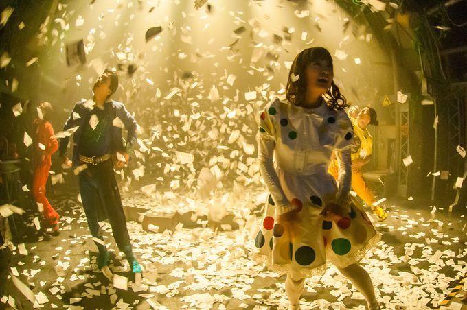 京都で異例のロングラン公演『ギア』外国人観光客も絶賛する圧巻のステージ