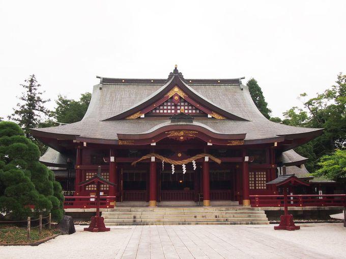 日本三大稲荷に数えられる「笠間稲荷神社」は見所いっぱい