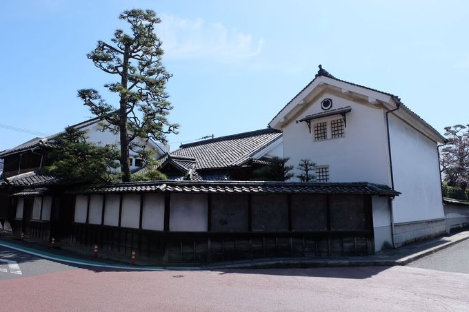 西国街道、海田市の宿駅要職務めた「旧千葉家住宅」