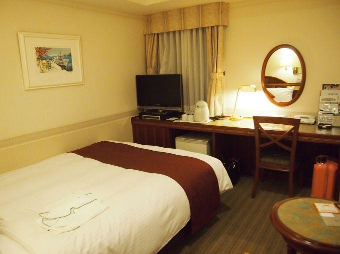 ビジネスでも観光でも使えるホテル