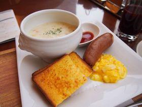 朝食にこだわり「ホテルトラスティ名古屋」バイキングじゃない!選べる3種のメニュー