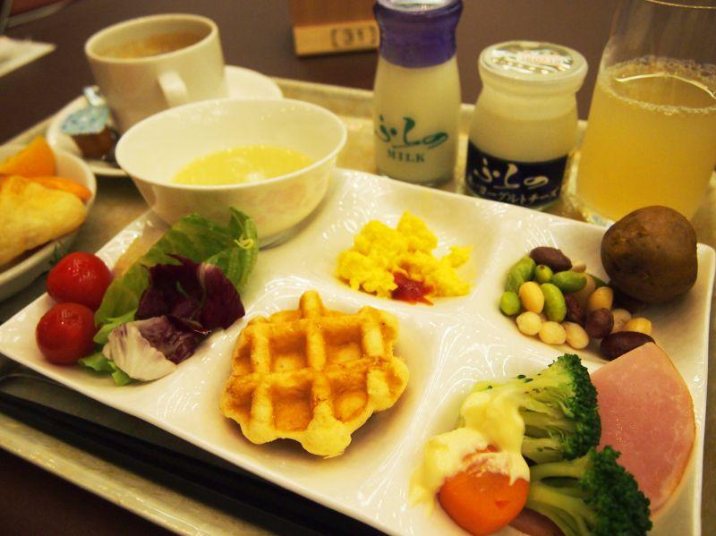 北海道を食べよう!和洋朝食ブッフェ