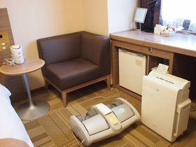 レディースルームが充実「ダイワロイネットホテル八戸」で快適女子旅