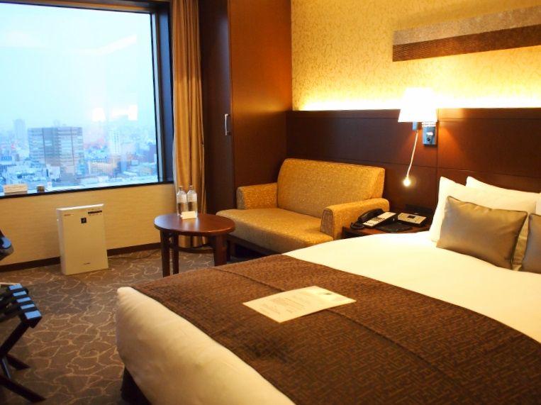 客室からは札幌のまちを一望!部屋を出ずして札幌観光ができる?