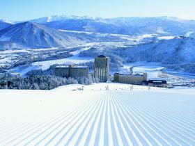 ホテル直結のスキーガーデン!越後湯沢温泉 NASPAニューオータニで自然&スポーツ満喫