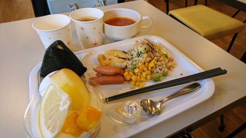 三大栄養素をバランスよく摂取できる無料朝食