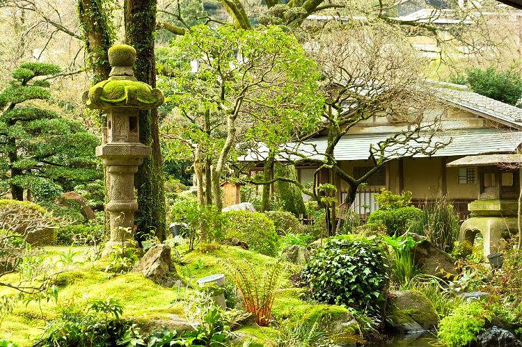 朝夕に散策、寛ぎたい庭園、楽しみは尽きない!