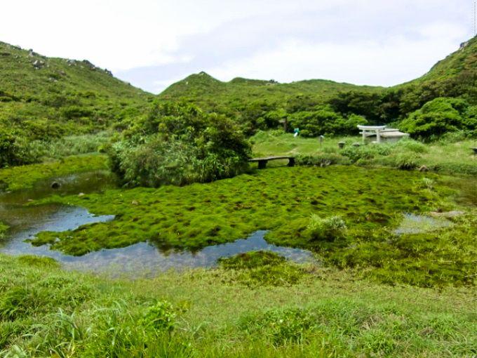2つの絶景スポット&神秘のパワスポ不動池へ