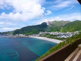 山頂に砂漠と楽園?神津島・花の百名山「天上山」ウォーク