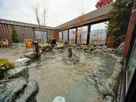 優雅な露天風呂「天然温泉岩木桜の湯ドーミーイン弘前」朝&夜食も魅力