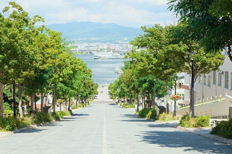 異国情緒漂う函館の街並み散策を楽しむならココ