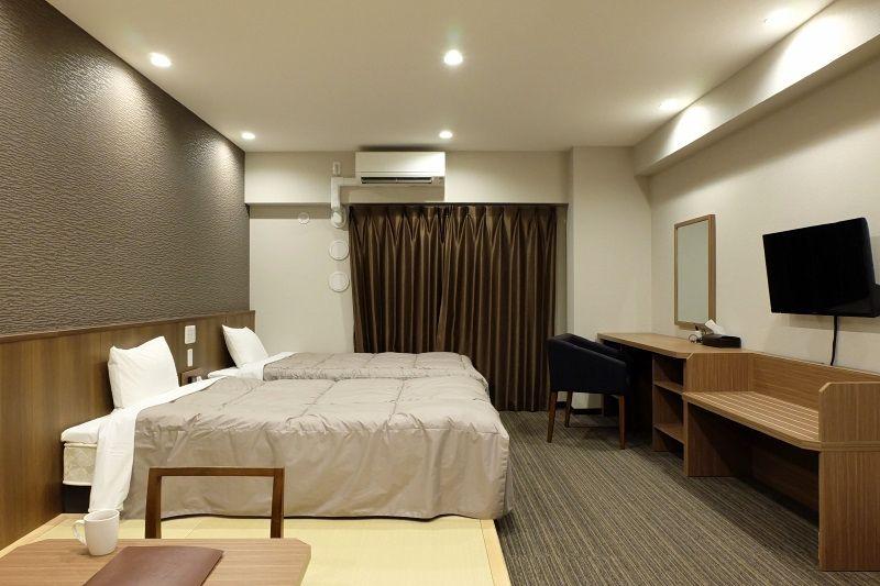4.ザ・ベース・堺東・アパートメントホテル