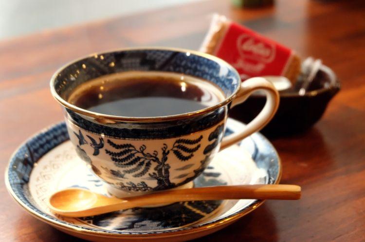 カフェはもちろん、スイーツやランチも楽しめる