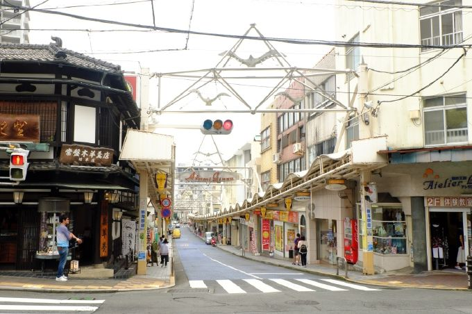 昭和レトロな熱海銀座商店街の中に2号店!