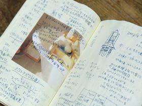 人生を垣間見る。渋谷「手帳類図書室」アートギャラリー・ピカレスク