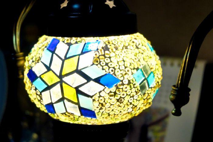 さあ、世界に一つだけのランプを作ろう