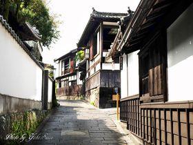 大分・臼杵「二王座歴史の道」美しき城下町で町並み散策を満喫!