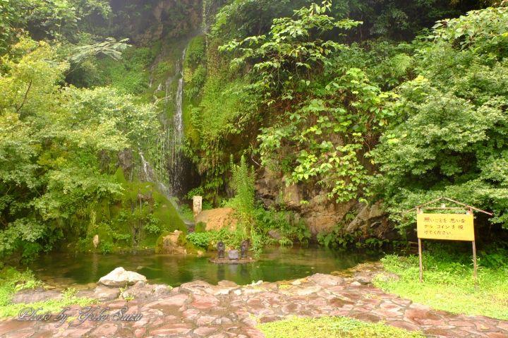 洞窟内スキューバにキャンプ、自然も魅力!
