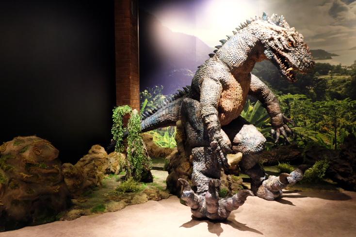 恐竜に動物、ミニタリーまで、実に多彩!
