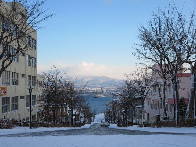 函館の街をまわろう!