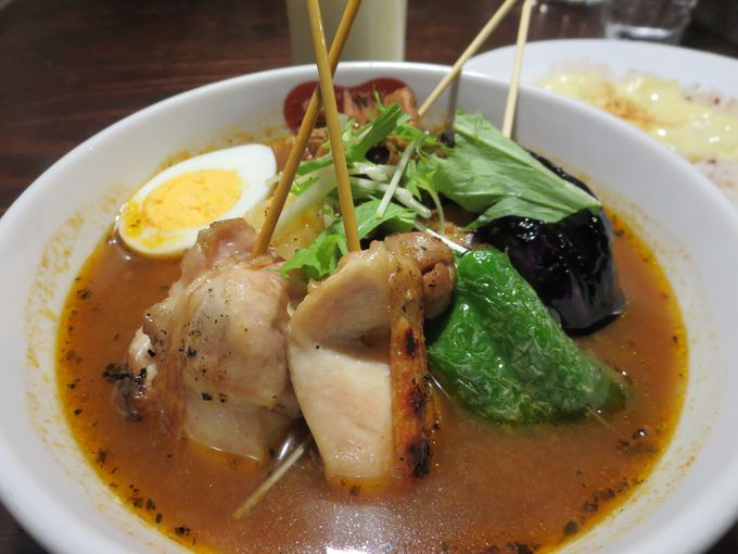 9.Soup Curry & Dining Suage+