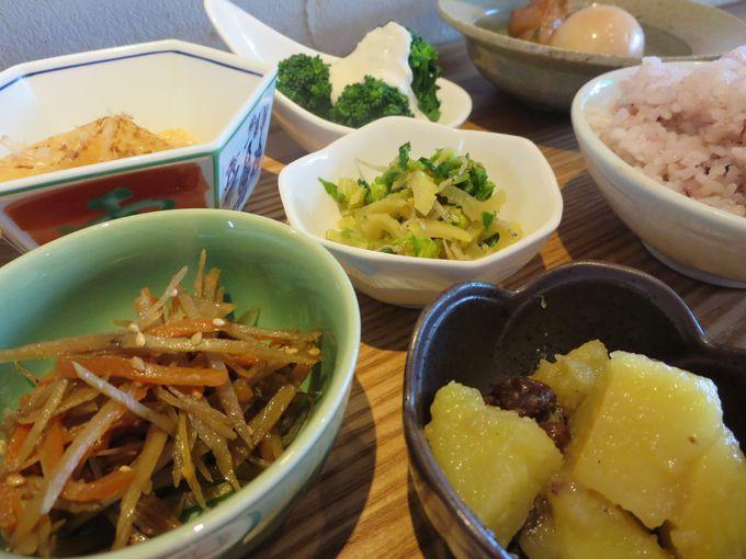 湘南野菜がたっぷり!「Reiko's Kitchen さいさい」