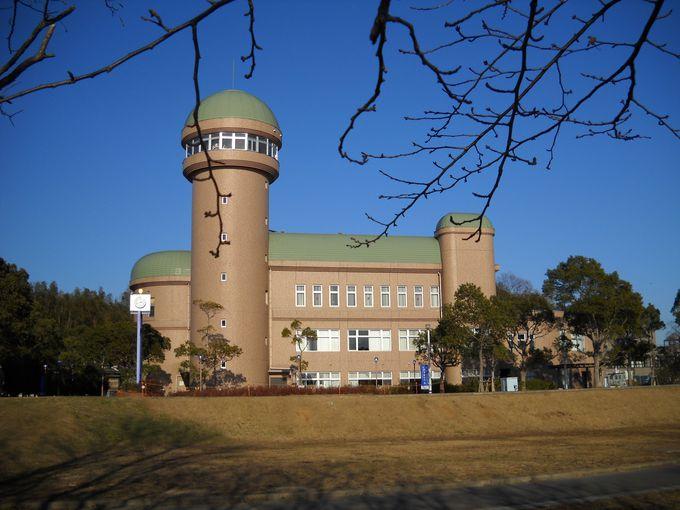水の館(千葉県手賀沼親水広場)