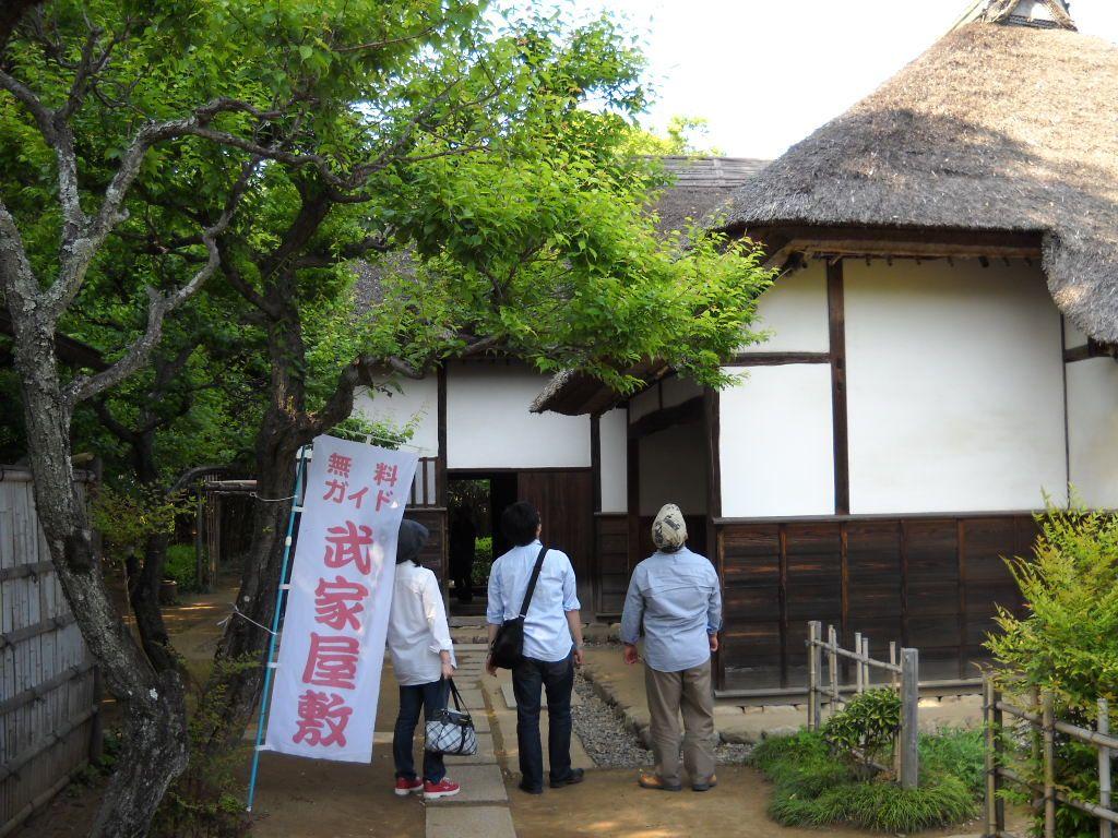 旧河原家住宅(千葉県指定有形文化財)