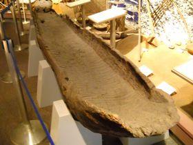 4000年前の丸木舟がある!茨城・龍ヶ崎市歴史民俗資料館へ