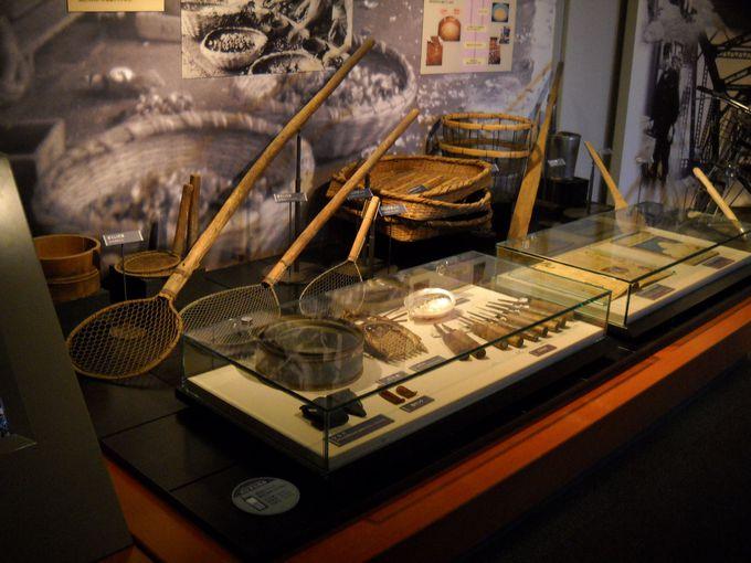 浦安市郷土博物館は、四つの基本コンセプトにより設立