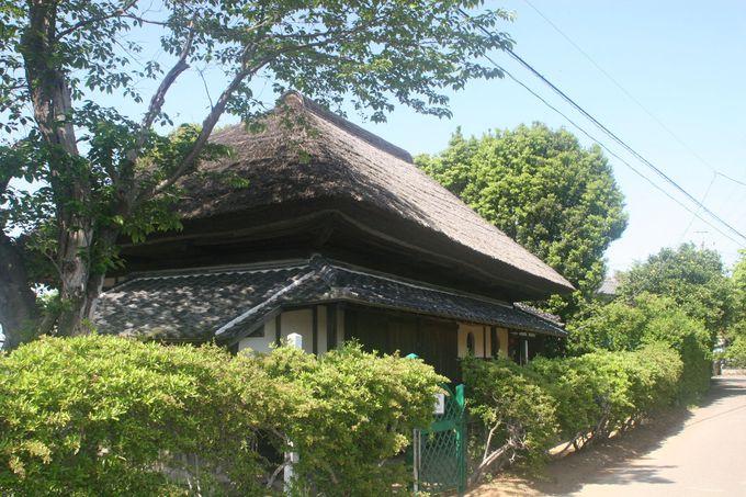 県指定文化財「旧手賀教会堂」