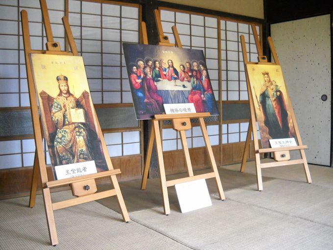 山下りんの聖像画(イコン)
