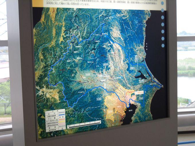 利根川と江戸川を結ぶ「北千葉導水路」